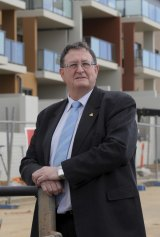 Land Development Agency chief executive David Dawes: Approved the purchase of the Glebe Park land.