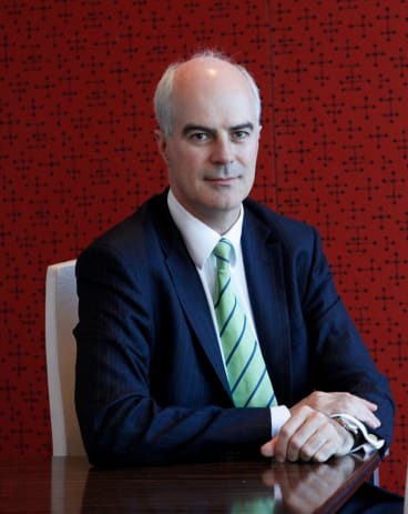 """""""There's a lot of liquidity in markets today that gives us an opportunity to reposition the bank by selling a lot of these assets"""" says NAB chief financial officer Craig Drummond."""