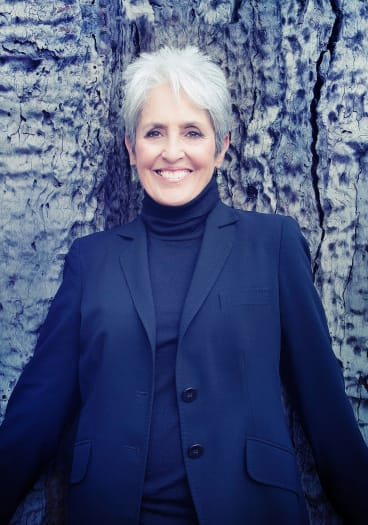 Joan Baez's is about to embark on her final tour.