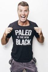 Australian chef and Paleo diet advocate, Pete Evans