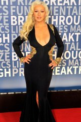 Christina Aguilera is among unhappy artists over copyright.