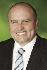 David Elliott, Minister for Emergency Services, has upset volunteer firefighters just three months into the job.