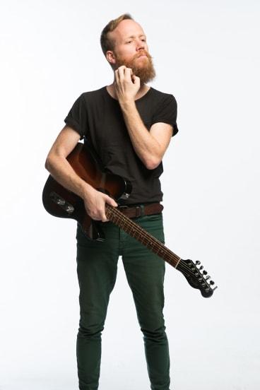 Musician Matt Wicking.