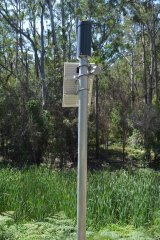 The DipStik continuously monitors water levels in flood-prone areas.