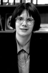 Hilary Penfold - First Female Commonwealth First Parliamentary Counsel. January 1, 1993.