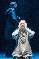 Sarah Snook as St Joan of Arc in the Sydney Theatre Company production of the George Bernard Shaw play.