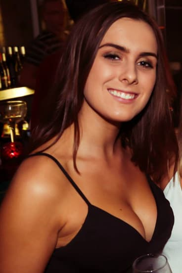 Tragedy: Georgina Bartter, who died two years ago after a fatal ecstasy overdose.