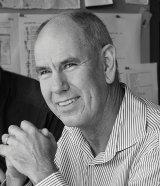 Stephen Ashton, architect.