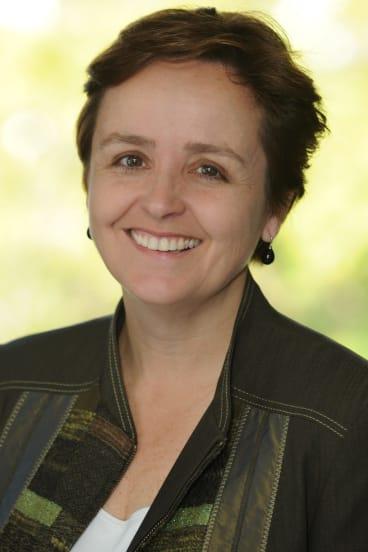 Dr Briony Scott, principal of North Sydney's Wenona School.