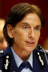 Deputy Commissioner Catherine Burn.