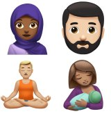 A group called Emojination has become members of Unicode, helping marginalised groups to write proposals, like the successful girl in hijab emoji.