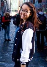 Brenda Tang from Singapore.