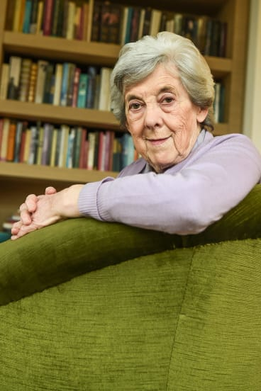 Writer Brenda Niall was awarded the Australian Literacy Gold Medal for her biography on Archbishop Mannix.