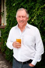 """""""I believe every child deserves a safe place to play."""": Ian Chappell"""