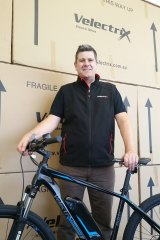 Daniel Whiting is the director of manufacturer and wholesaler VelectriX.