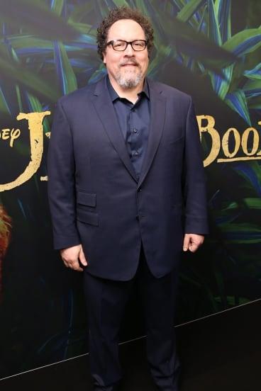 Director Jon Favreau attends The Jungle Book Special Screening/Fan Event at Event Cinemas in Sydney on Thursday.
