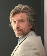 Karl Ove Knausgaard, a Norwegian writer known for his six-volume autobiographical book.