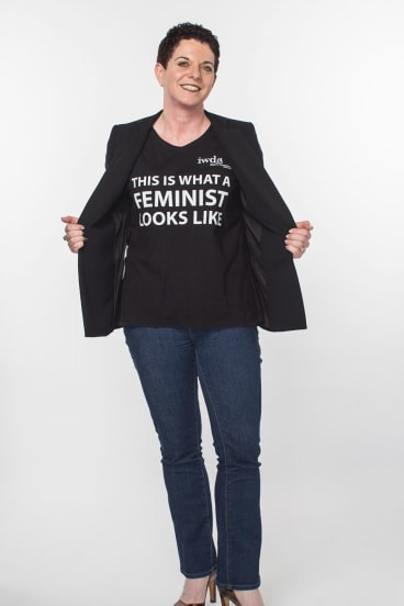 Deanne Weir: this is what a feminist looks like.
