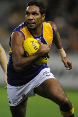 David Wirrpanda became the youngest ever West Coast Eagles debutant and went on to play more than 200 games for the club.