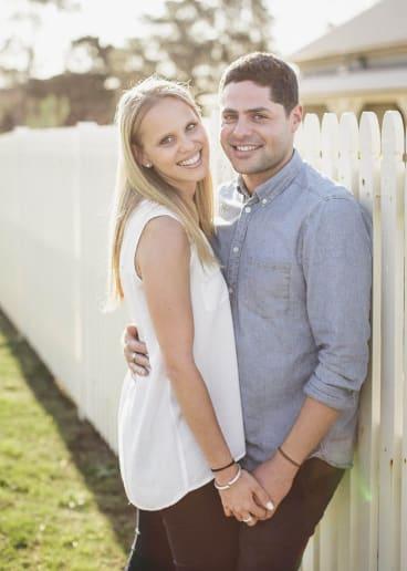 Liana and Josh Ravek are disrupting the wedding sector.