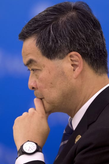 Leung Chun-ying received a $7 million payment from UGL on the condition that he supported the company's acquisition of the DTZ group.