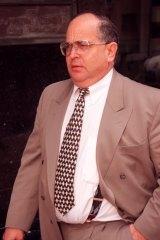 NRM director Jacov Vaisman.