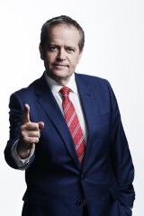 Shorten has been two years in the job. The mathematics were daunting when he began.