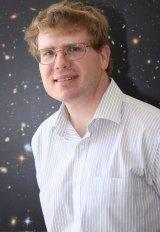 Dr Jean-Pierre Macquart of Curtin University/ICRAR.