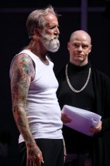 The Chat: A play about parole and rehabilitation.