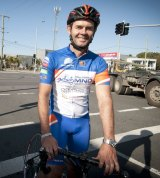MND and Me Foundation CEO Paul Olds will lead the ride on Sunday.