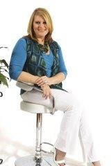 Dogged: Melbourne entrepreneur Wendy Chamberlain.
