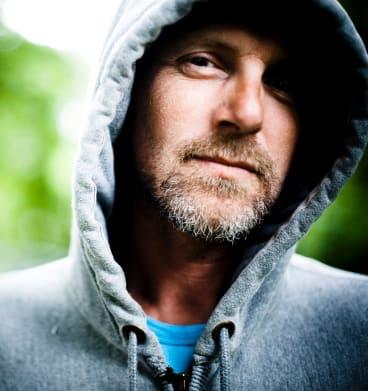 Norwegian author Jo Nesbo.
