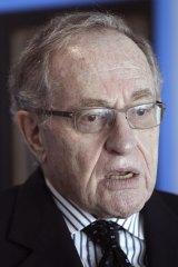 Attorney and law professor Alan Dershowitz denies assaulting Virginia Roberts. He also denies ever meeting her.