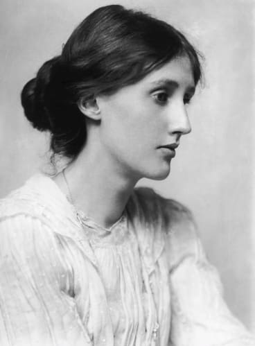 Afraid: Virginia Woolf recoiled from the term 'middlebrow' in horror and anger.