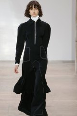 Another look from Kim Ellery's ready to wear show at Paris Fashion Week in March.
