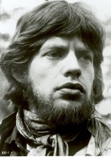 Mick Jagger in <i>Ned Kelly</i>, the 1970 version directed by Tony Richardson.