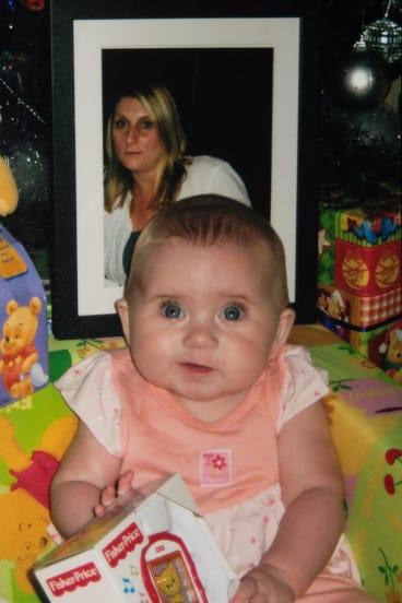Linda Parker's daughter, Alicia.