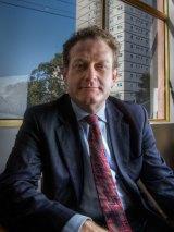 Immigration lawyer David Manne.