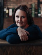 Dervla McTiernan, author of The Scholar.
