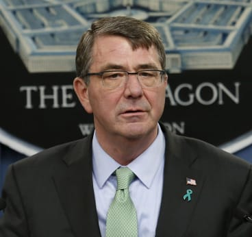 US Defense Secretary Ash Carter told a press conference at the Pentagon in Washington that US Special Forces had killed IS leader Abu Sayyaf in a raid in Syria.