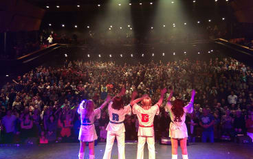 The ABBA Show presents its final Melbourne performance.