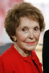 First lady Nancy Reagan's correspondence with the Prince of Wales is now part of the official Reagan archives.