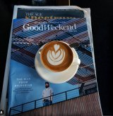 @MS_ONUR_KURT The love affair with Melbourne and coffee and the paper.