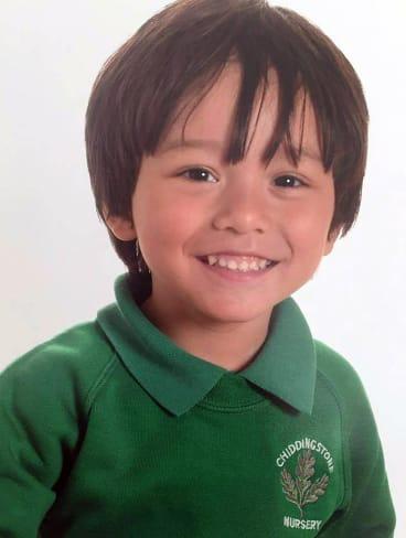 Australian boy Julian Cadman was sight-seeing in Barcelona when struck by a van.