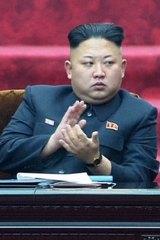 Criminal?: North Korean leader Kim Jong Un.