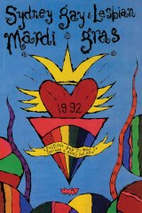 Philippa Playford's 1992 poster.