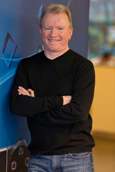 Jim Ryan, head of sales and marketing at Sony Computer Entertainment.