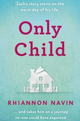 Only Child. By Rhiannon Navin.