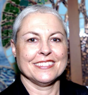 Lynne Kosky in a more recent photograph.