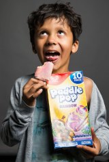 The Obesity Policy Coalition lists Streets Paddle Pop and its Lion among the worst offenders.